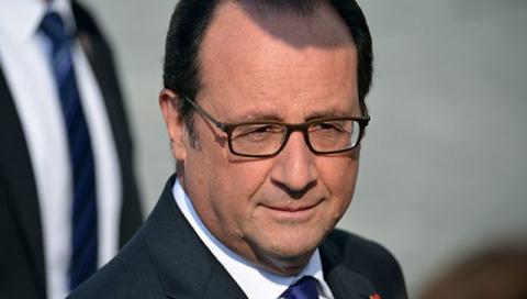 Франция не собирается «ослаб…