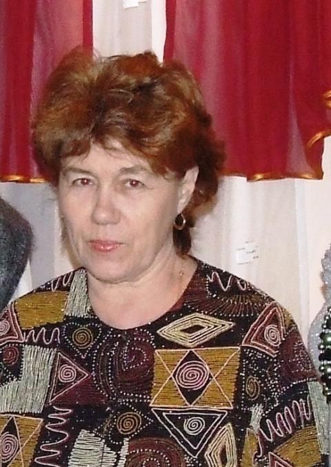 Людмила Крамер (Морская)