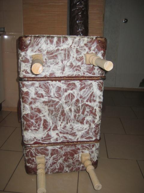 Вторая жизнь чемодана.