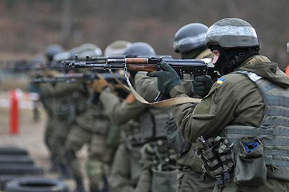 Власти ЛНР рассказали о прибытии в Донбасс отряда украинских зеков