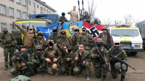 Нацистская Украина.