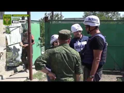 Жители Веселой Горы провели ночь в подвалах из-за обстрелов со стороны киевских силовиков