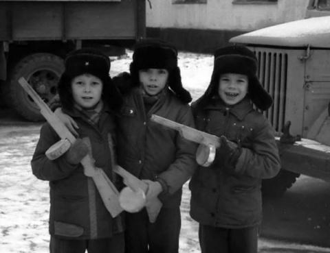 Воспитание детей в России, глазами иностранцев