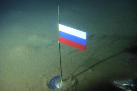 Le Monde:  Арктика: Путин не…