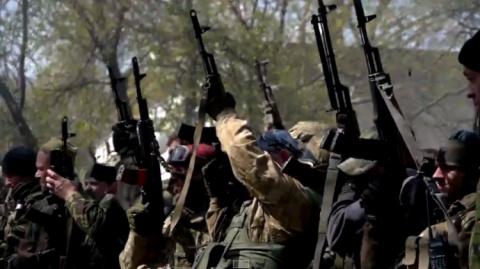 СК РФ назвал общее число боевиков «Правого сектора»