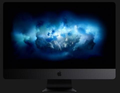 Новый Apple iMac Pro поступи…
