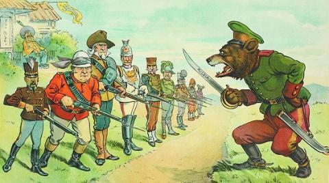 НАТО специально подпитывает миф о «российской угрозе», — экс-глава разведки Франции