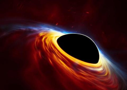 Обнаружены черные дыры, расп…