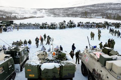 Арктическое НАТО! Уже существует! Что российская армия может противопоставить?