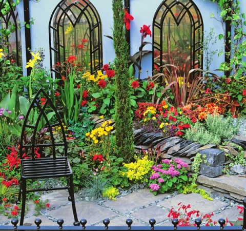 Садовый декор: выбор диктует…