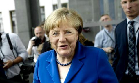 Ангелу Меркель пообещали отв…