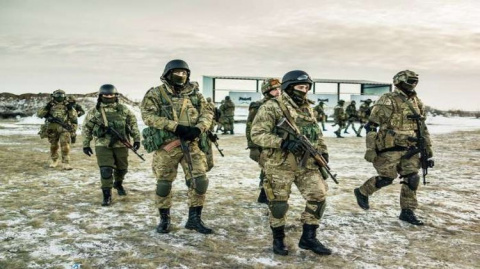 Ряды ВСУ значительно поредели: «Закарпатский легион» покинул зону АТО в Донбассе