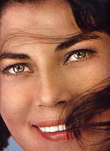 Одна из самых красивых женщин 20 столетия — шахиня Сорайя Исфандияри Бахтиари