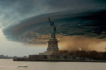 Нью-Йорку угрожает ураган «Хосе»