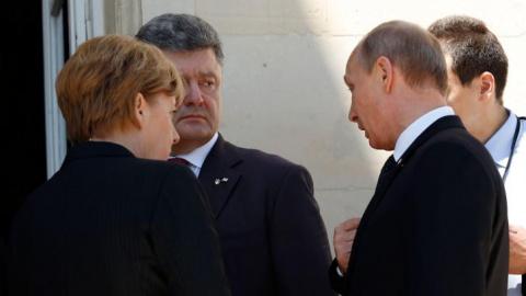 Звонок Путина всколыхнул Кие…