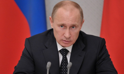 Интервью Владимира Путина МИ…