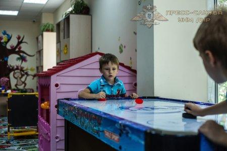 Вооруженные силы ДНР провели мероприятие для детей военнослужащих