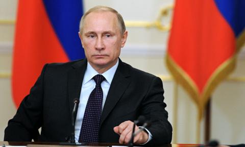Путин на 12 тысяч человек увеличит армию России