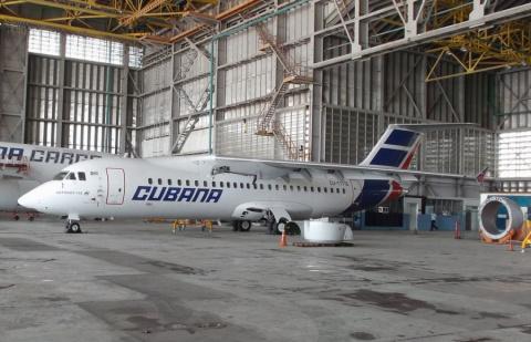 Кубинская авиакомпания прекр…