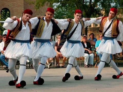Греки: про кофе, свадьбы и детей