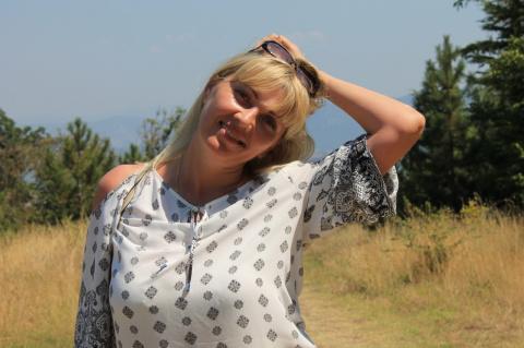 Юлия Ушакова (Головина)