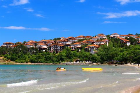 Болгария в пейзажном отображении