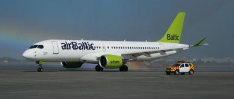 К концу 2019 года airBaltic …