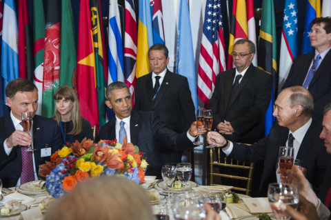 Последняя битва Обамы с Пути…
