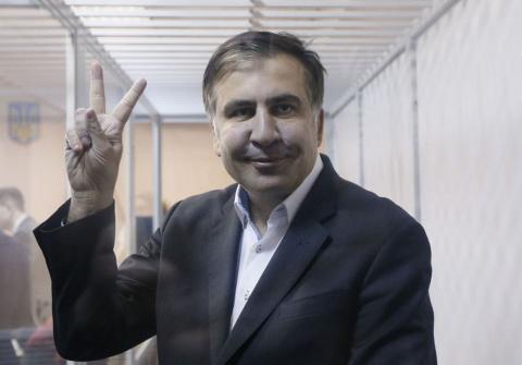 От мелодрамы к комедии: Саакашвили и Фемида