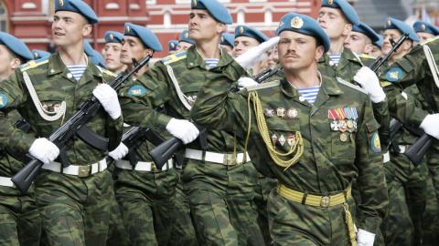 Китайцы о Российской армии