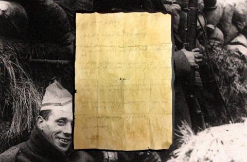 Любовное послание солдата Пе…