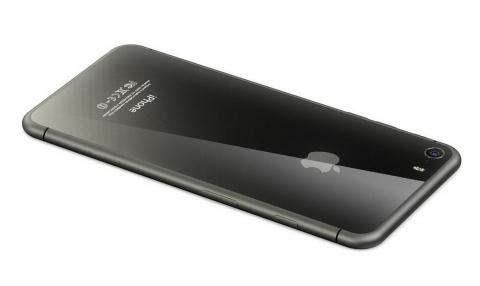 В Сеть утекли новые детали о корпусе iPhone 8