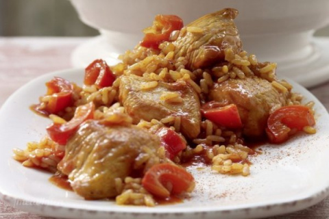 Рецепт дня — «Мясо по сербски»
