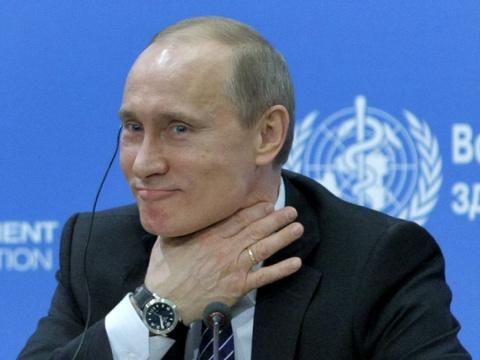 Чувство юмора у Путина – оце…