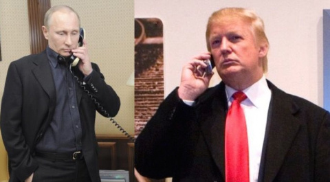 Звонок из Вашингтона