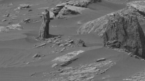 """На Марсе обнаружено """"засохше…"""