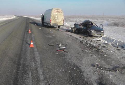 Два человека погибли в ДТП н…