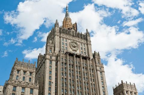 МИД РФ достойно ответит за своих дипломатов