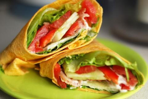 Тортилья с овощами — лучший …