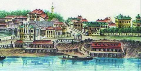 Пермский дом с кикиморой