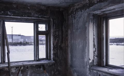 Заброшенные объекты СССР, по…