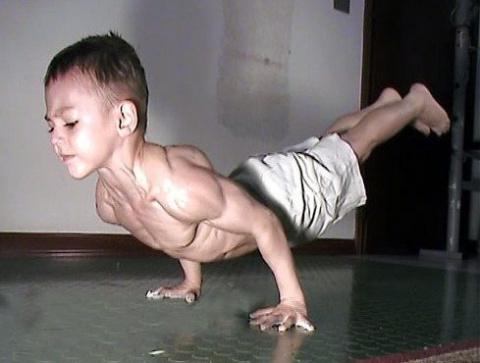 Как вырастить в ребенке спортсмена