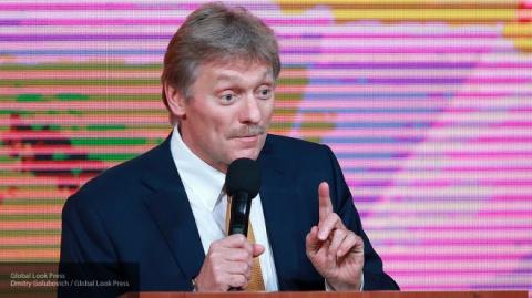 """Песков окрестил работу с Путиным """"удачей всей жизни"""""""