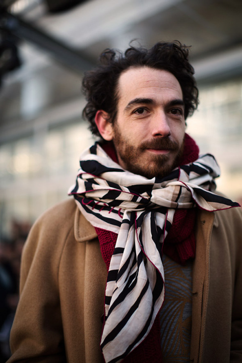 On the Street…Palais Royal, Paris