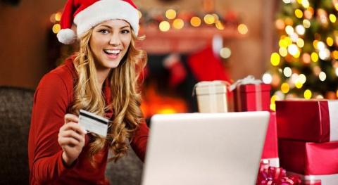 Как купить новогодние подарк…