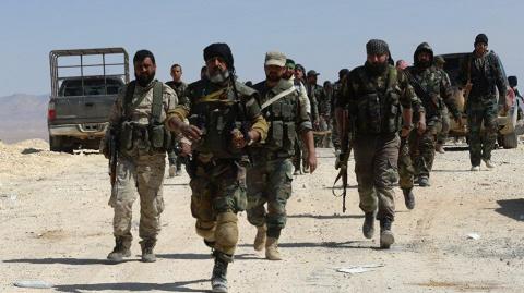 Армия Сирии взяла под контро…