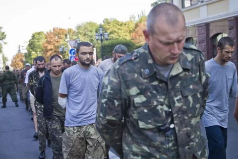 Военнопленные из ВСУ отказались уезжать из ДНР