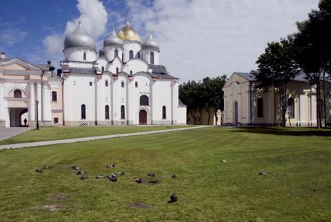 Святая София Новгородская