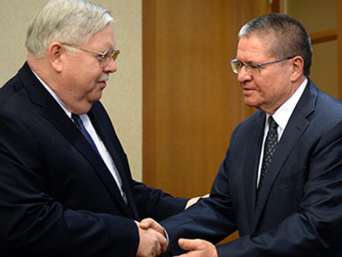 После введения санкций Улюкаев первым побежал просить не арестовывать его имущество и счета в США