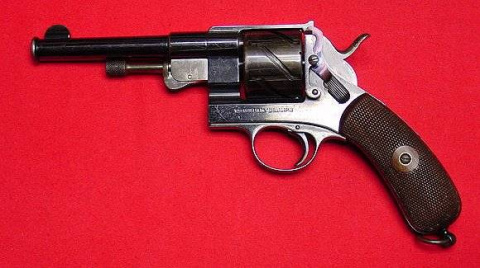 Револьвер Маузера модель 187…